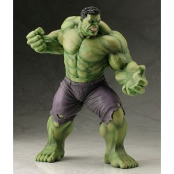FIGURA ESTATUA MARVEL NOW ARTFX HULK 24 CM