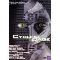CYBORG RAGE DVD
