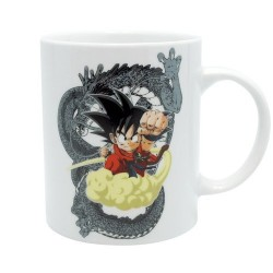 TAZA DRAGON BALL GOKU & SHENRON