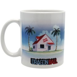 TAZA DRAGON BALL KAME HOUSE