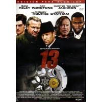 13 SI PIERDES MUERE DVD
