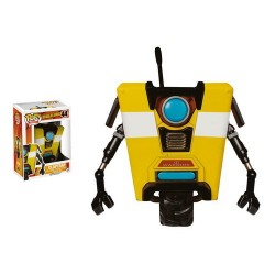 FIGURA POP BORDERLANDS : CLAPTRAP