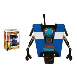 FUNKO POP BORDERLANDS : CLAPTRAP BLUE LIM EDITION