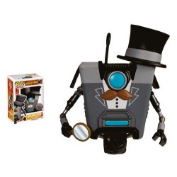 FIGURA POP BORDERLANDS CLAPTRAP GENT LIM EDITION