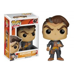 FIGURA POP BORDERLANDS : HANDSOME JACK