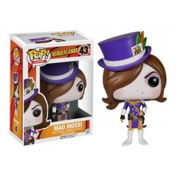 FIGURA POP BORDERLANDS : MAD MOXXI