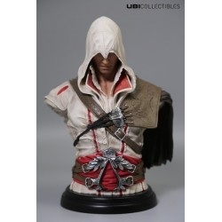 BUSTO ASSASSINS CREED EZIO AUDITORE 18 CMS