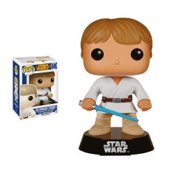 FIGURA POP STAR WARS: LUKE TATOOINE
