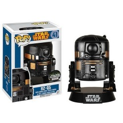 FIGURA POP STAR WARS: R2-Q5 ED LIMITADA