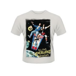 CAMISETA BILL AND TED L