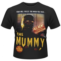 CAMISETA THE MUMMY POSTER L