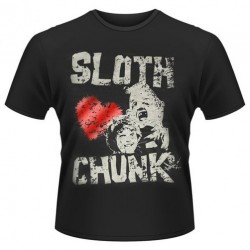 CAMISETA GOONIES SLOTH LOVES CHUNK XL