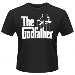 CAMISETA THE GODFATHER LOGO L