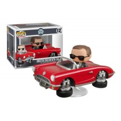 FUNKO POP MARVEL LOLA AND COULSON