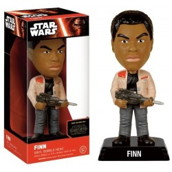 CABEZON STAR WARS EPISODIO VII FINN