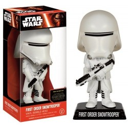 CABEZON STAR WARS EPISODIO VII SNOWTROOPER