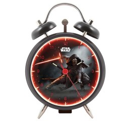 DESPERTADOR STAR WARS EPISODIO VII KYLO REN 8 CM