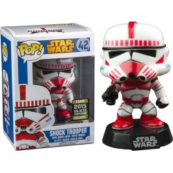 FIGURA POP STAR WARS: SHOCK TROOPER ED. LIMITADA
