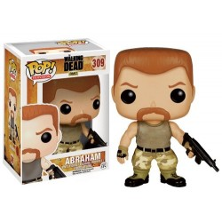 FIGURA POP WALKING DEAD - ABRAHAM