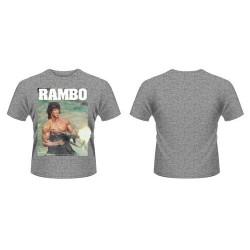 CAMISETA RAMBO GUN S