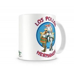 TAZA BREAKING BAD LOS POLLOS HERMANOS