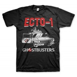 CAMISETA GHOSTBUSTERS ECTO-1 L