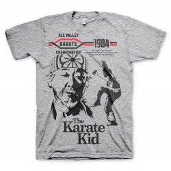 CAMISETA KARATE KID 1984 XL