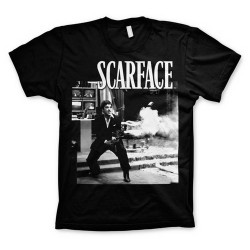 CAMISETA SCARFACE WANNA PLAY XXL