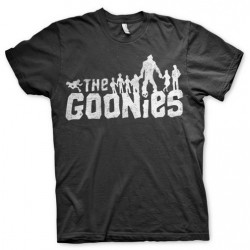 CAMISETA THE GOONIES LOGO L