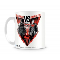 TAZA BATMAN VS SUPERMAN GOTHAM COFFEE