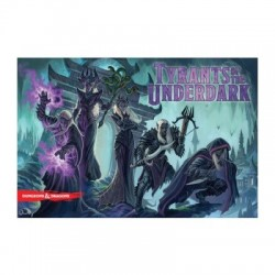D&D TABLERO: TYRANTS OF THE UNDERDARK (INGLES)