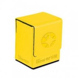 DECK ULTRA PRO FORCE OF WILL FLIP BOX LIGHT MAGIC