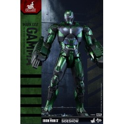 FIGURA IRON MAN HOTTOYS GAMMA 34 CM