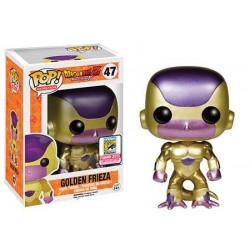 FUNKO POP DRAGON BALL FREEZER GOLDEN