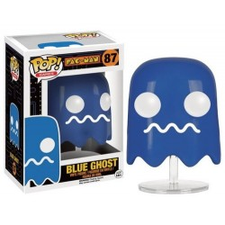 FIGURA POP PAC MAN BLUE GHOST