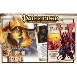 PATHFINDER CONCEJO 4 EL SINDROME INFERNAL