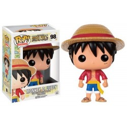 FIGURA POP ONE PIECE LUFFY