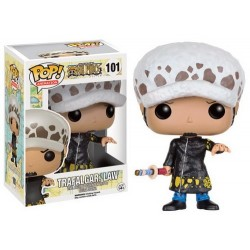 FIGURA POP ONE PIECE TRAFALGAR LAW