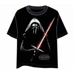 CAMISETA STAR WARS KYLO REN XL