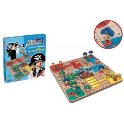 PARCHIS DE PIRATAS