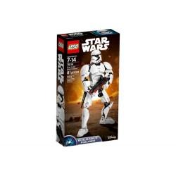 LEGOS FIGURAS STAR WARS FIRST ORDER STORMTROOPER