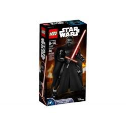 LEGOS FIGURAS STAR WARS KYLO REN