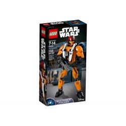 LEGO FIGURAS STAR WARS POE DAMERON