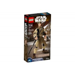 LEGOS FIGURAS STAR WARS REY