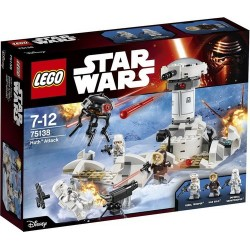 LEGOS STAR WARS ATAQUE A HOTH