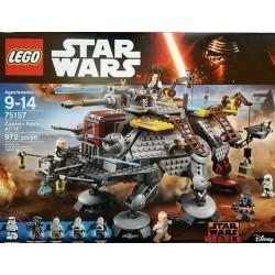 LEGOS STAR WARS AT-TE DEL CAPITAN REX
