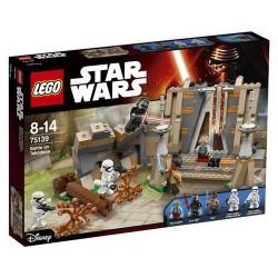 LEGOS STAR WARS BATALLA EN TAKODANA