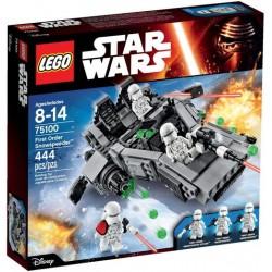 LEGOS STAR WARS FIRST ORDER SNOWSPEEDER