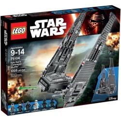 LEGO STAR WARS NAVE COMBATE KYLO REN