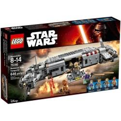 LEGO STAR WARS TRANSPORTADOR DE TROPAS REBELDES